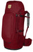 Fjällräven Abisko 55 Backpack Women redwood